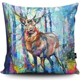 Majestic Stag Cushion