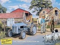 1941 Ford Ferguson  Metal Sign