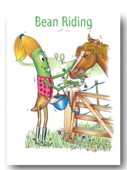 Bean Riding Card