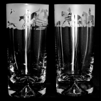 Hunting Highball Tumbler