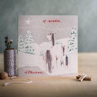 Star of Wonder Christmas Card