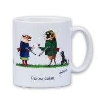 Baa-bour Jackets Mug