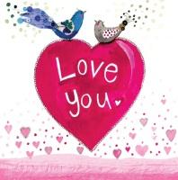 Love Birds  Valentine's Card