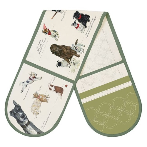 Biscuit Club Oven Gloves