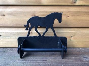 Horse Loo Roll Holder