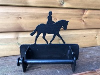 Riding Horse Loo Roll Holder