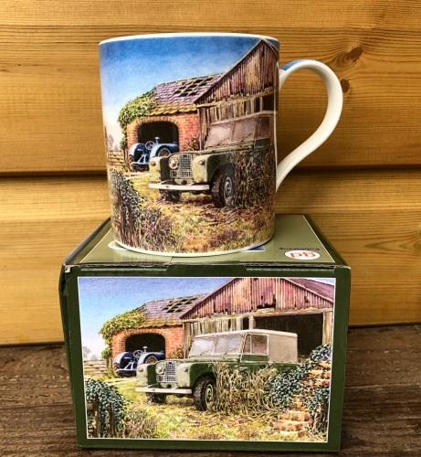 New Roof Needed Land Rover Mug
