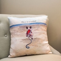 Freedom Jack Russell  Cushion