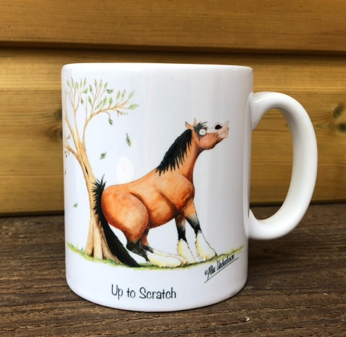 Up to Scratch Mug