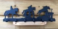 Eventing 6 Hook Key Rack