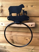 Sheep Towel Ring