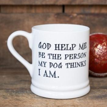 God Help me Mug