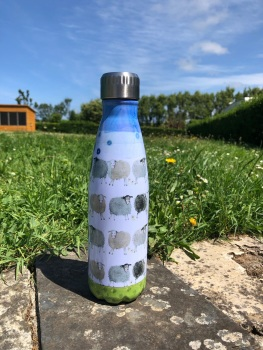 Sheep Stainless Steel Water Bottle