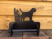 Border Terrier Loo Roll Holder
