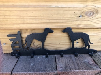 Sighthound 6 Hook Key Rack