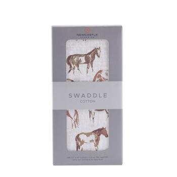 Wild Horses Swaddle