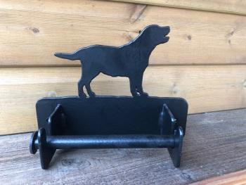 Labrador Loo Roll Holder