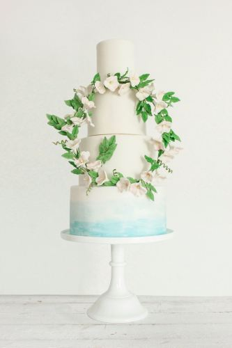 bindweed wedding cake blossom and crumb final