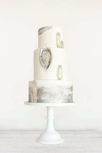 crystal geode wedding cake edited