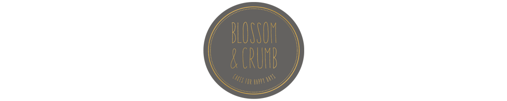 Blossom and Crumb, site logo.