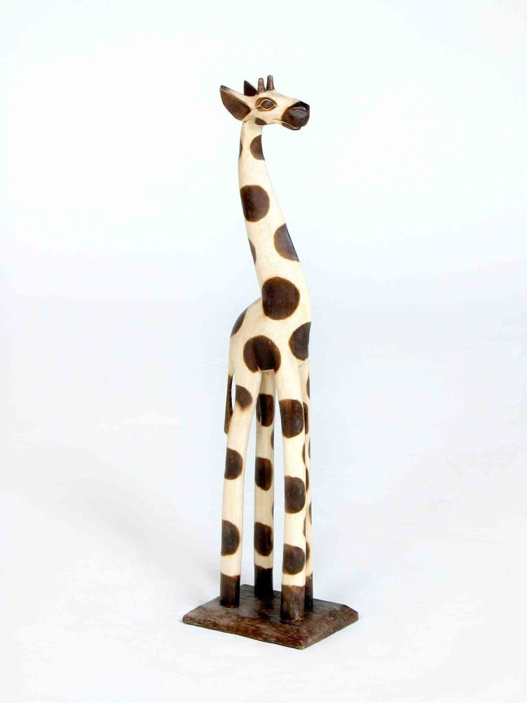 Wooden Giraffe 60cm