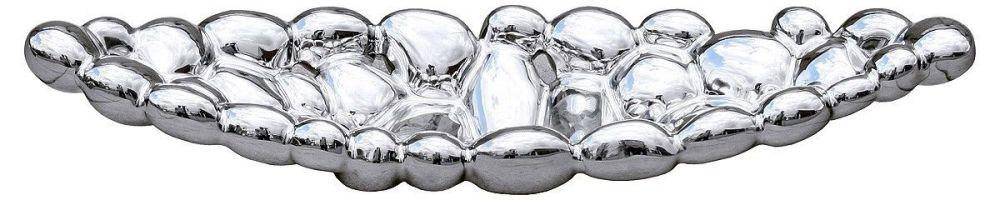 Chrome Bubble Dish