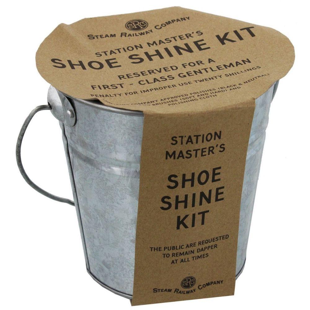 Harvey Makin Shoe Shine Kit