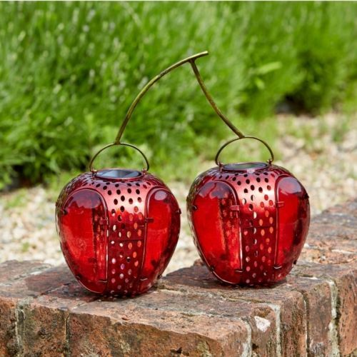 Solar Powered Funky Cherries