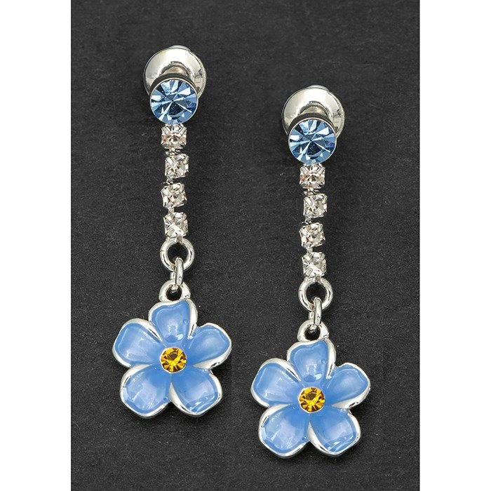 Equilibrium Forget Me Not Earrings