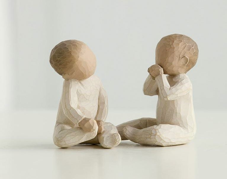 Willow Tree - Two Together Figure
