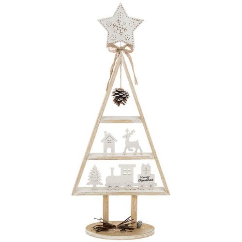 Christmas Craft Scene Tree Large