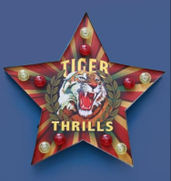 Tiger Thrills LED Carnival Light