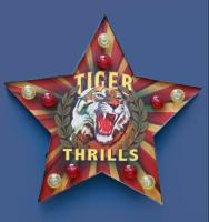 Tiger Thrills LED Carnival Light
