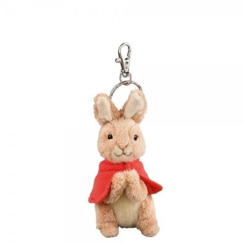 Flopsy Bunny Plush Keyring Teddy Peter Rabbit Collection