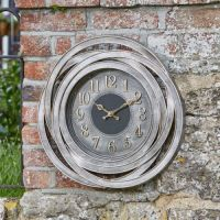 Outdoor Ripley Wall Clock