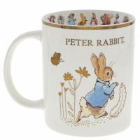 Beatrix Potter Peter Rabbit 2019 Edition Bone China Mug