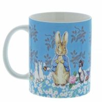 Border Fine Arts Beatrix Potter Peter Rabbit China Mug