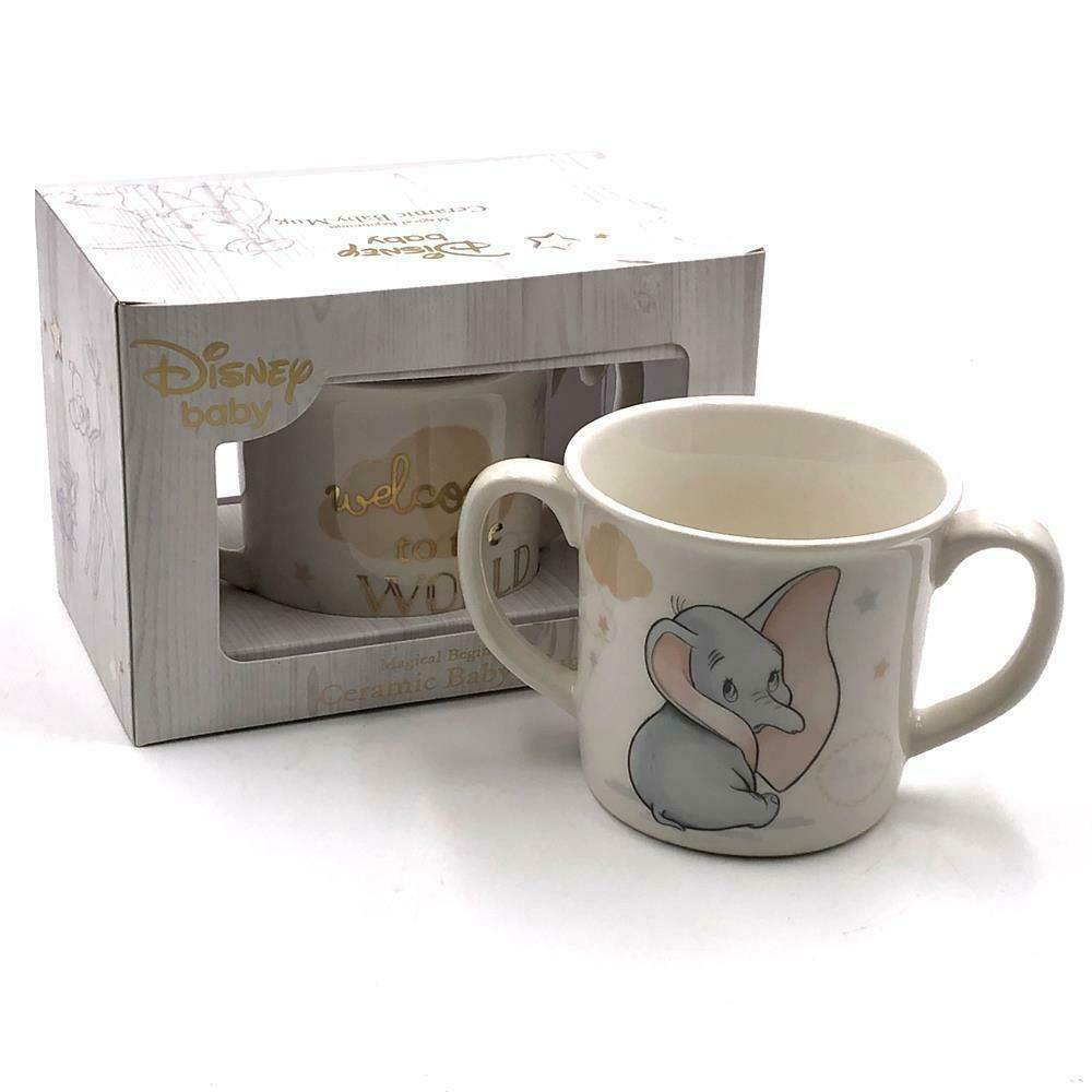 DISNEY BABY Magical Beginnings Dumbo Twin Handle