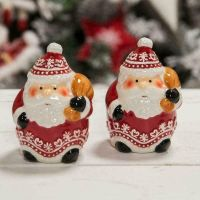 Santa With Sack Cruet Set