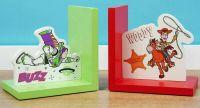 Disney PIXAR Toy Story 4 Buzz Lightyear Woody MDF Book Ends