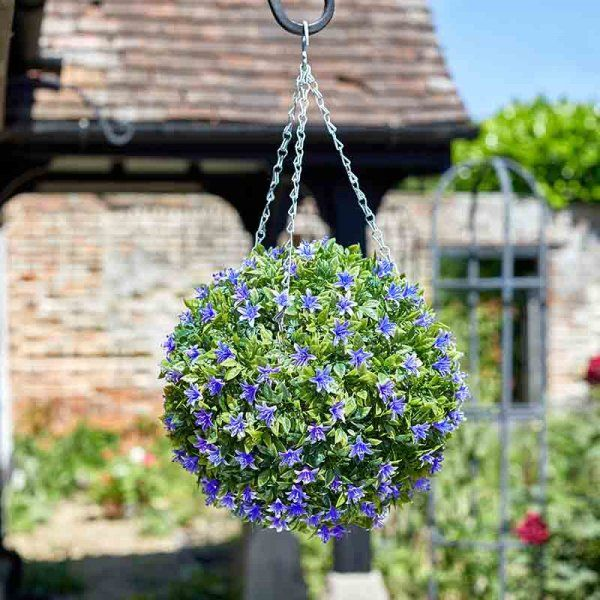 Topiary Lily Ball Hanger