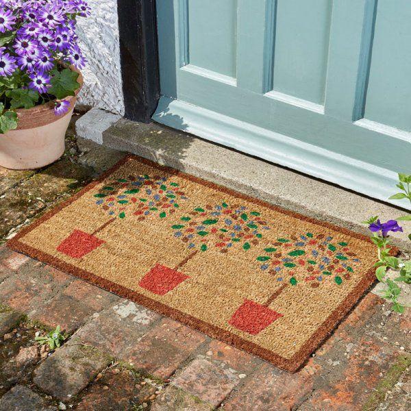 Bay Trees Coir Doormat
