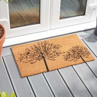 Lily of the Nile Coir Doormat