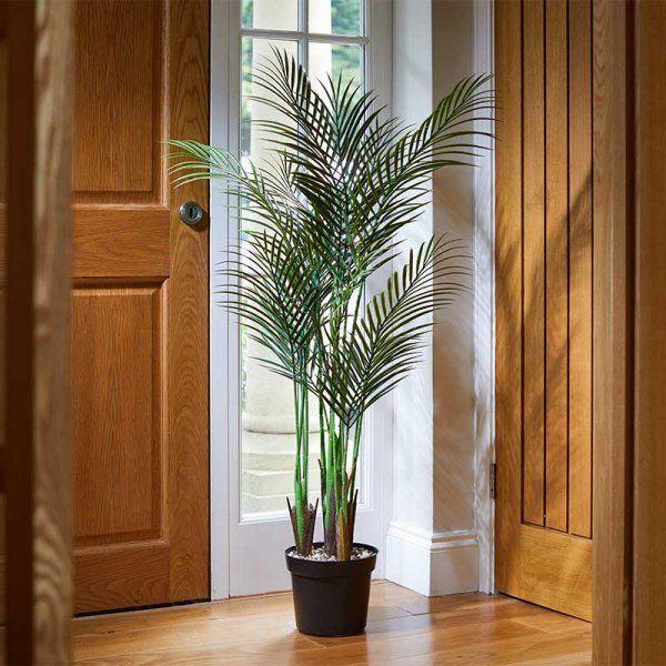 Phoenix Palm Tree Faux Houseplant