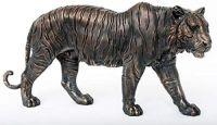 Bronze Tiger Ornament 37cm