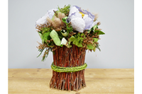 27cm Bunch of Dried Flowers
