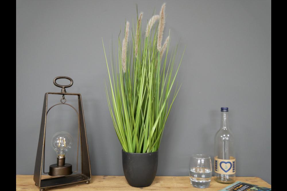 70cm Foxtail Grass Faux Plant