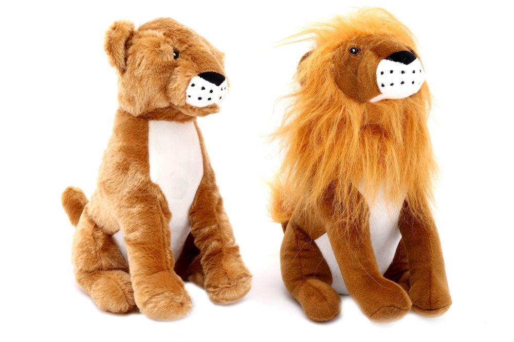 Lion/Lioness Doorstop