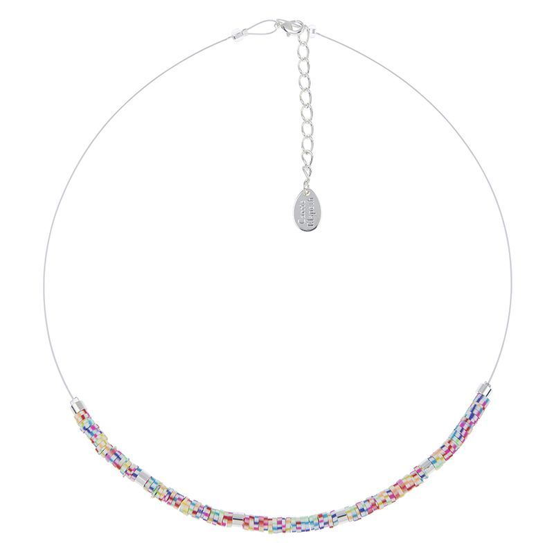 Carrie Elspeth Mini Myriad Links Necklace