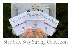 Carrie Elspeth Stay Safe Stay Strong Collection
